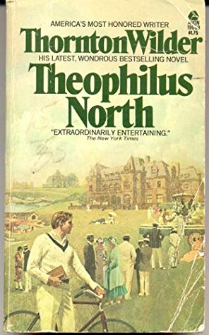 Theophilus North A Novel